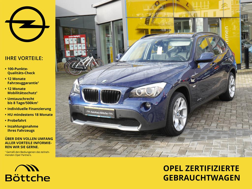 BMW X1, Jahr 2012, diesel