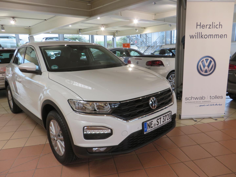 Volkswagen T-ROC 1.0 TSI OPF BMT, Jahr 2020, Benzin