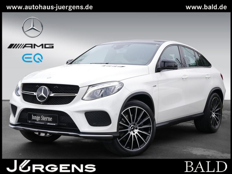 Mercedes-Benz GLE 450 AMG 4M Coupé Comand/ILS/Pano/360/HarmanK, Jahr 2015, Benzin
