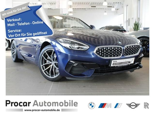 BMW Z4 sDrive20i Sport Line Sport Aut. HuD Hifi, Jahr 2019, Benzin