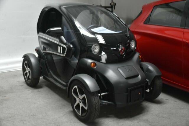 Renault Twizy Black Sport Edition, Jahr 2018, Elektro