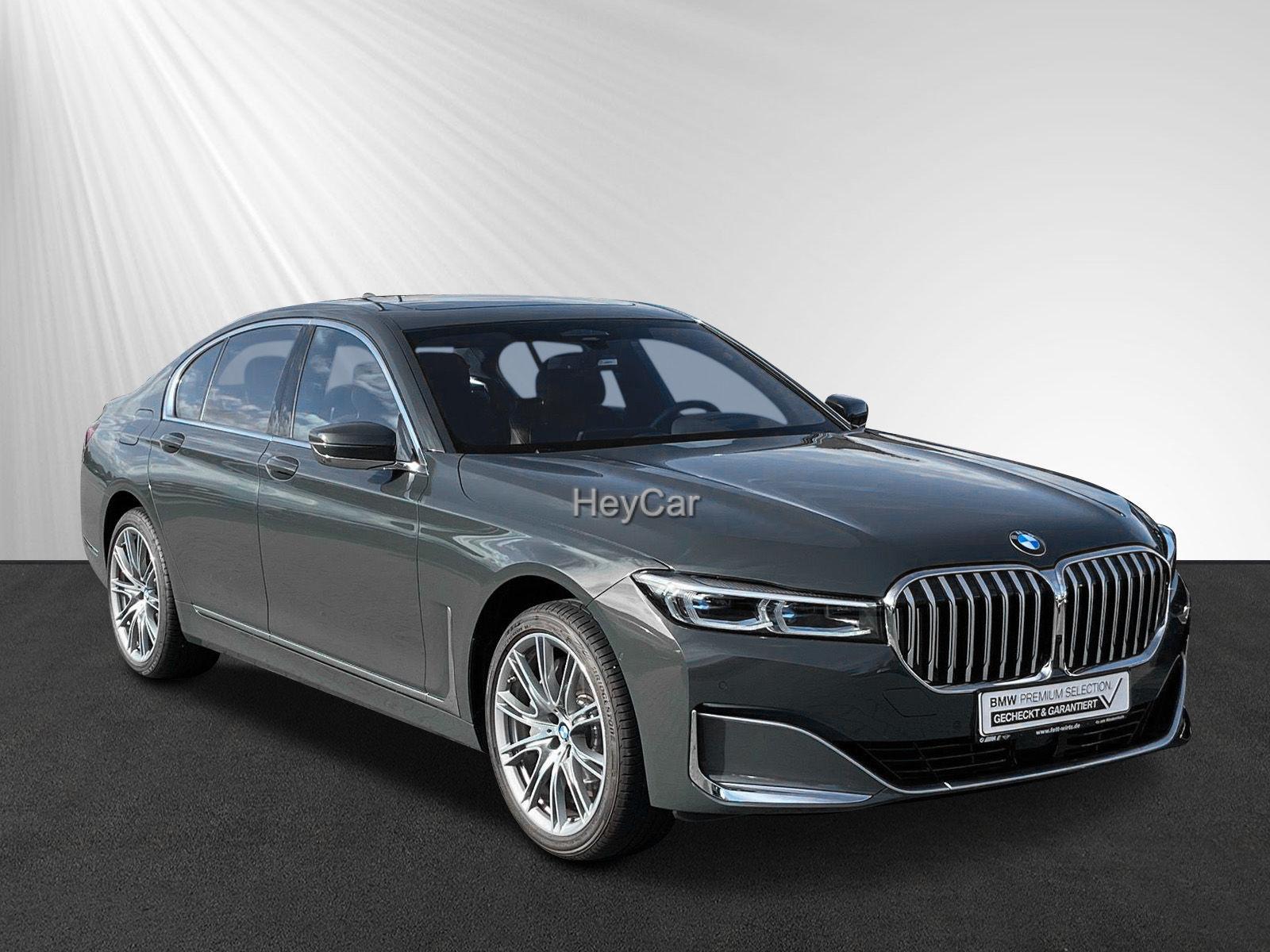 BMW 745e TV+ DA-Prof. Leasing ab 915,- br.o.Anz., Jahr 2019, Hybrid