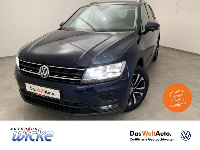 Volkswagen Tiguan 1.5 TSI Comfortline Klima Navi AHK ACC, Jahr 2020, Benzin