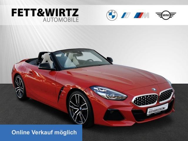 BMW Z4 sDrive20i M-Sport Stop&Go Alarm H/K DAB 19''LM, Jahr 2019, Benzin