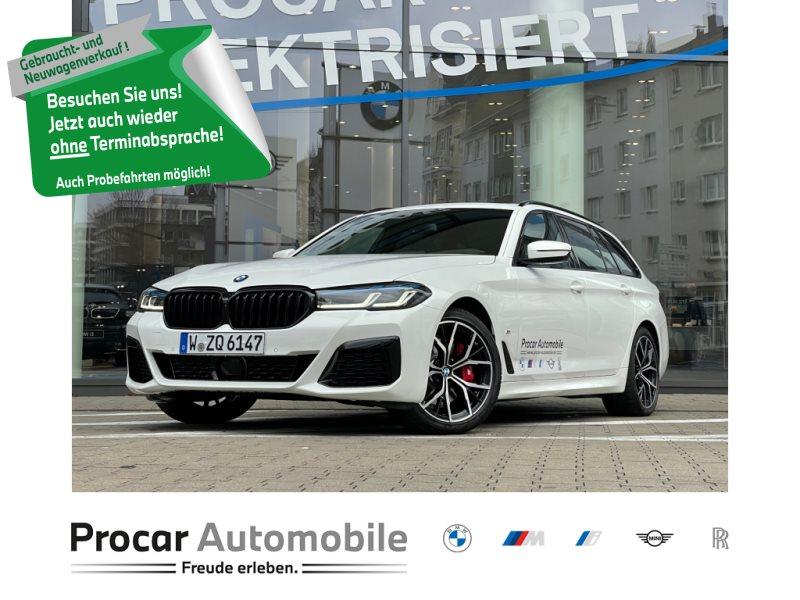 BMW 520d Touring Sportpaket Head-Up DAB LED WLAN, Jahr 2021, Diesel