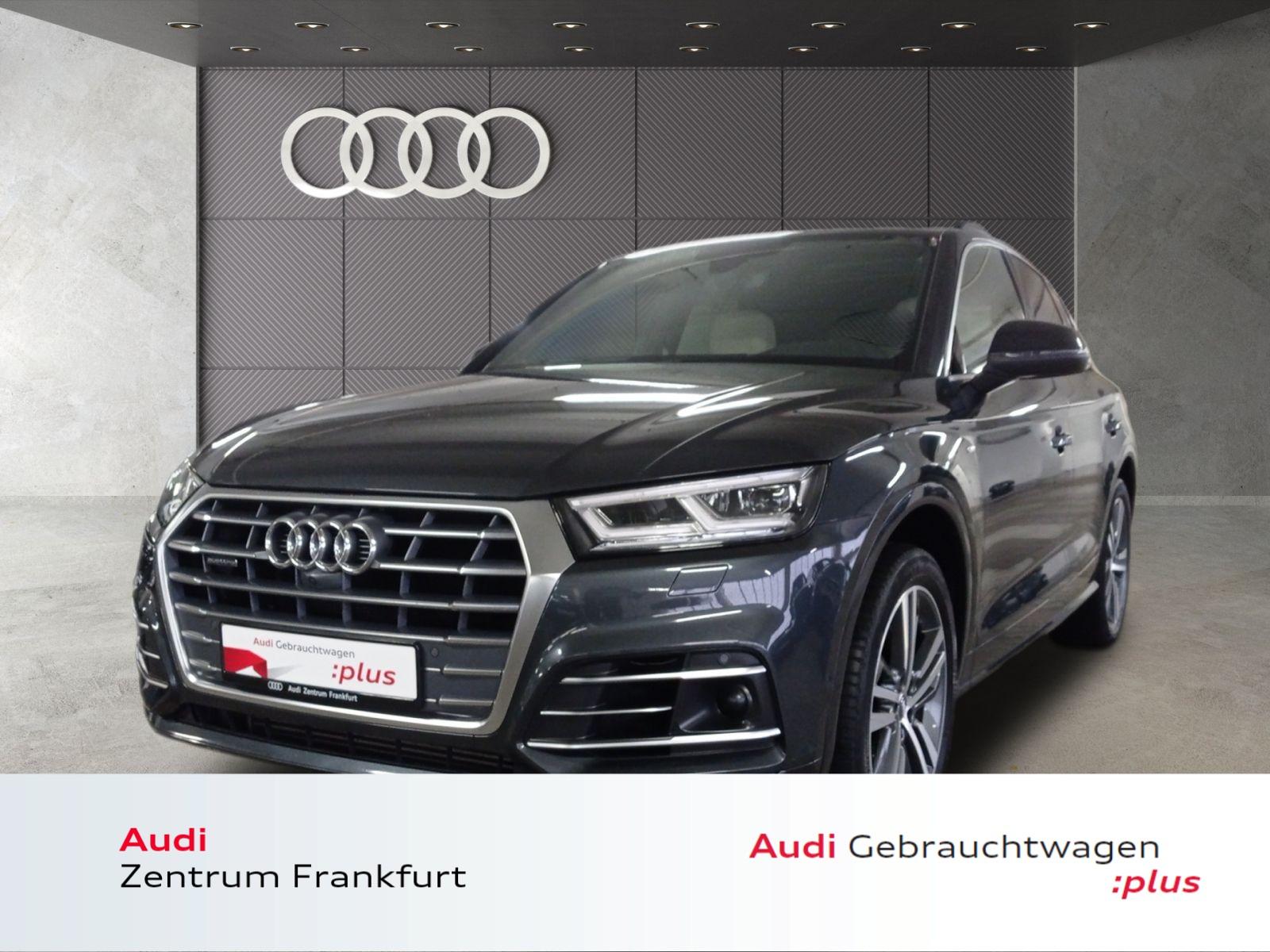 Audi Q5 3.0 TDI quattro tiptronic S line Matrix-LED Panorama, Jahr 2018, Diesel