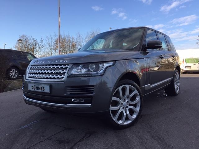 Land Rover Range Rover SDV8 Vogue *ACC/AHK*, Jahr 2016, Diesel
