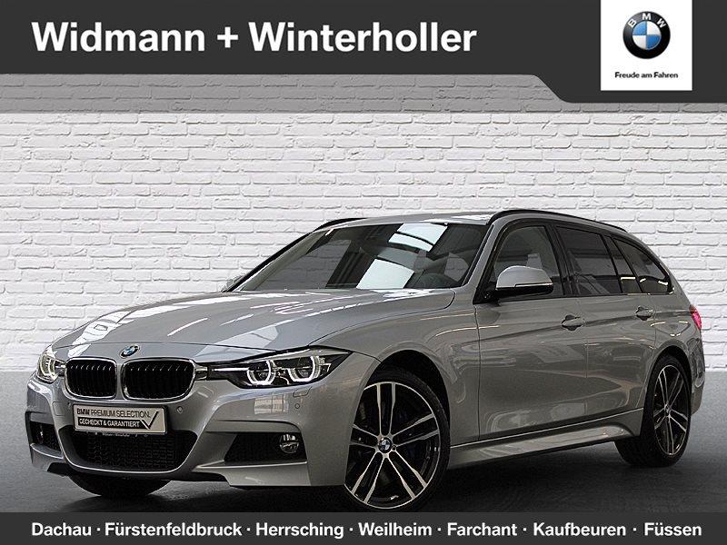 BMW 335d xDrive Touring M Sportpaket LR549EUR brutto, Jahr 2019, diesel