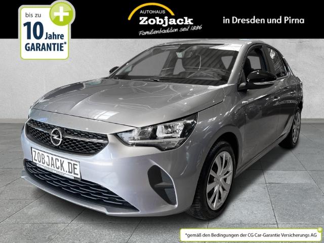 Opel Corsa F Edition 1.2T Kamera SHZ Multimedia Klima, Jahr 2021, Benzin