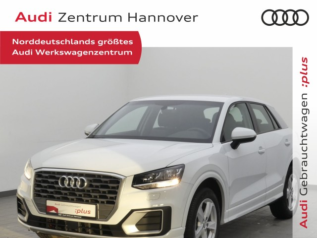 Audi Q2 1.4 TFSI Sport Navi SHZ Bluetooth, Jahr 2017, Benzin
