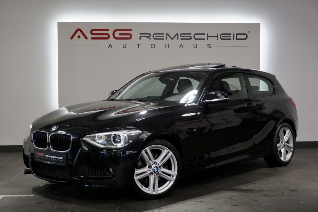 BMW 125 i M Sportpaket *Xen *GSD *HIFI *Navi *18 *, Jahr 2014, Benzin