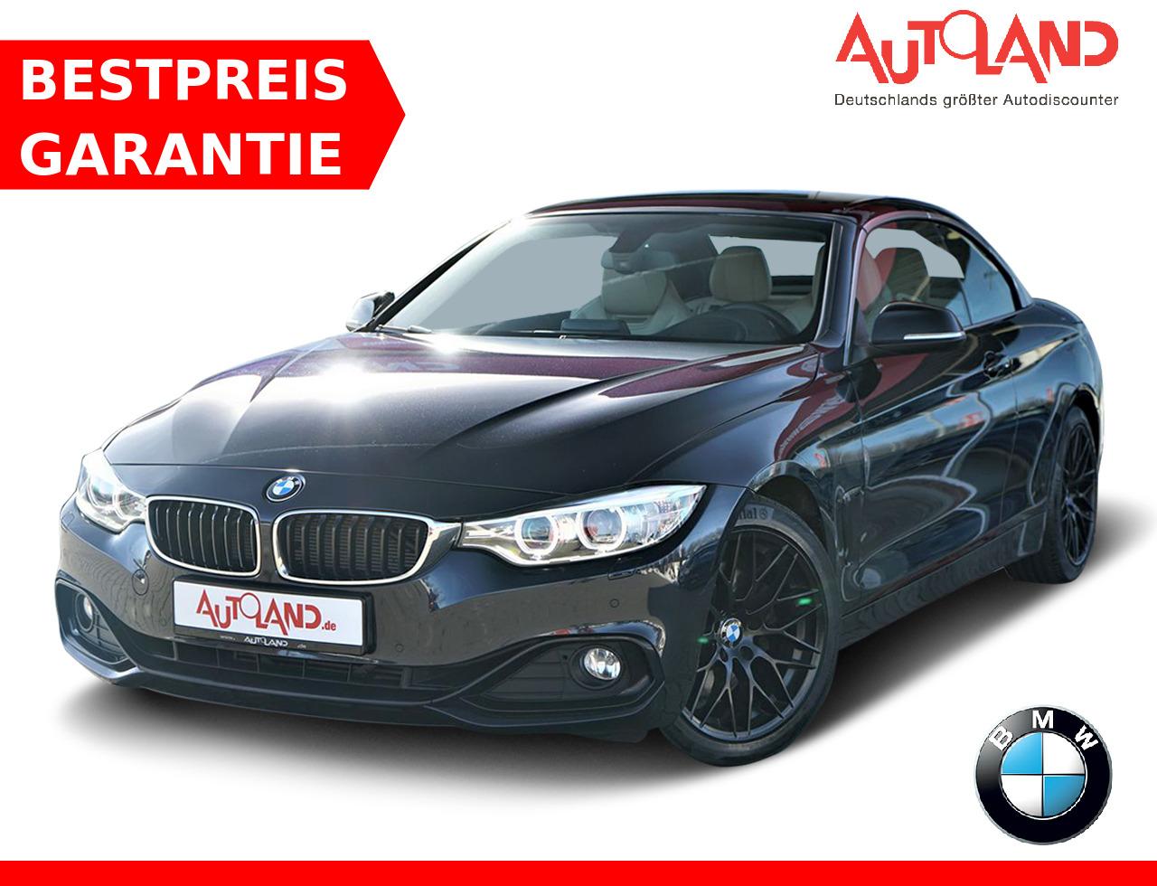 BMW 428, Jahr 2015, Benzin
