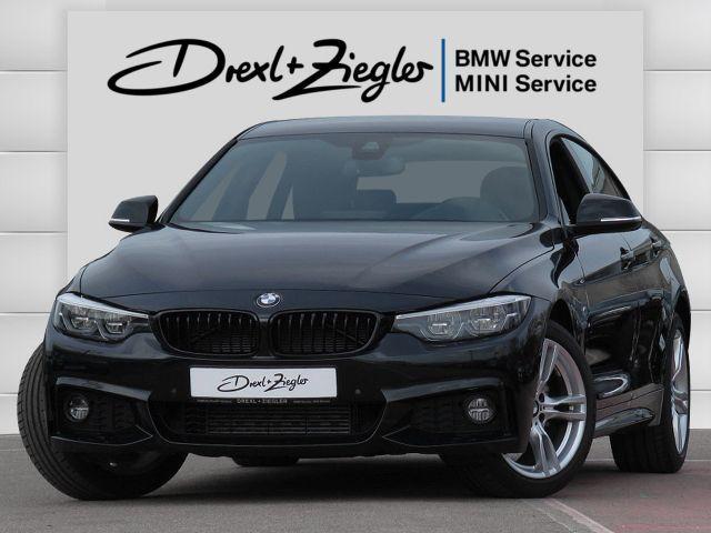 BMW 418d Gran Coupe M Sport HuD Leder NaviProf HiFi, Jahr 2020, Diesel