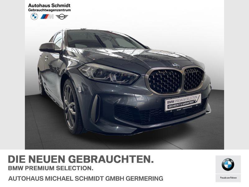 BMW M135i xDrive MEMORY+DAB+HEAD UP+LENKRADHEIZUNG+, Jahr 2020, Benzin
