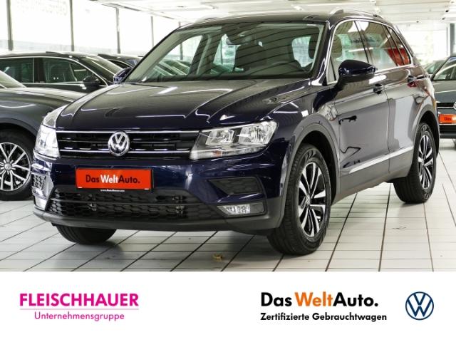 Volkswagen Tiguan Comfortline 1.5 TSI BMT EU6d-T, Jahr 2020, Benzin