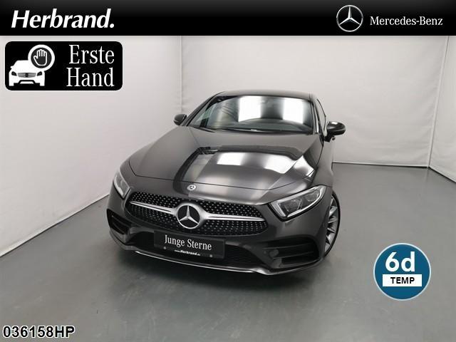Mercedes-Benz CLS 450 4M AMG Line Coupé **Burmester Widescreen, Jahr 2018, Benzin