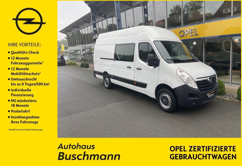 Opel Movano 2.3 CDTI L3H3, Jahr 2015, Diesel
