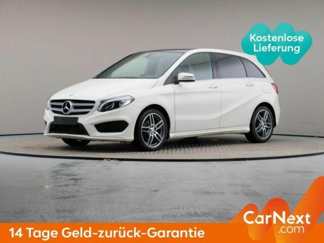 Mercedes-Benz B 180 CDI AMG LINE NAVI LED PANO, Jahr 2017, Diesel