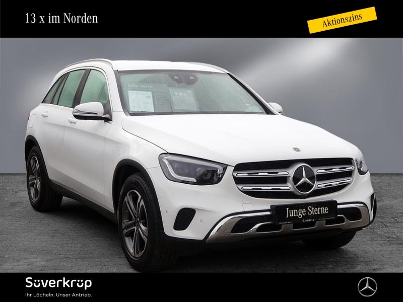 Mercedes-Benz GLC 300 4M d Navi LED 360° Kamera Memory Standhz, Jahr 2019, Diesel