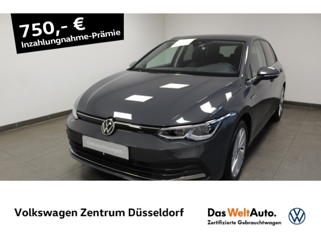 Volkswagen Golf Style 1.5 TSI *LED Plus*NaviPro*Keyless*ACC*, Jahr 2020, Benzin