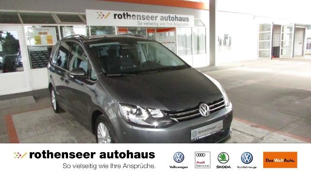 Volkswagen Sharan 1.4 TSI Comfortline XENON*NAVI*SHZ*PDC, Jahr 2013, Benzin