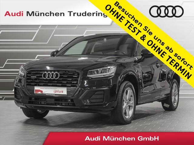 Audi Q2 2.0 TDI qu. sport/AHK/LED/Komfort-Paket, Jahr 2019, Diesel
