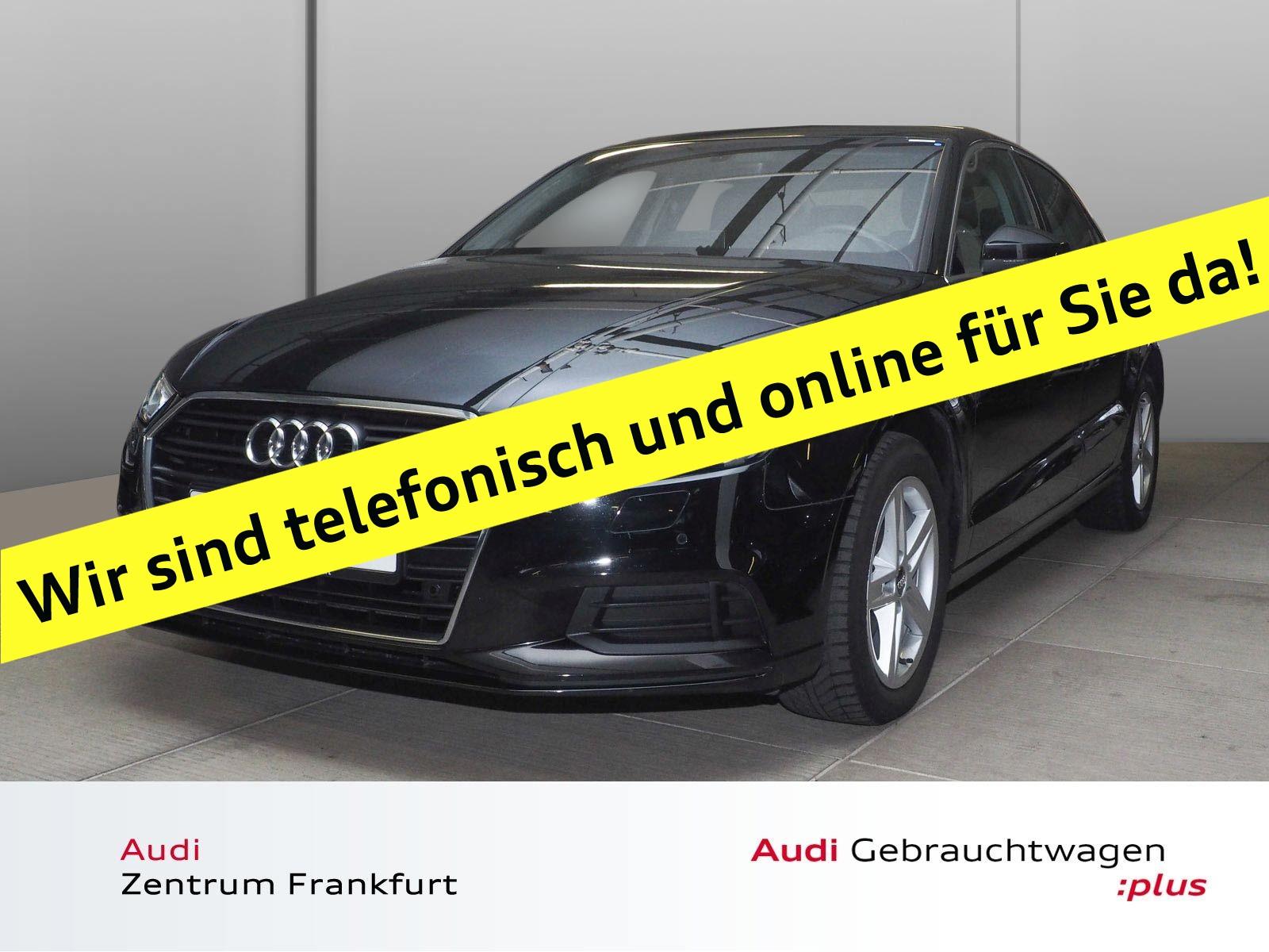 Audi A3 Limousine 1.5 TFSI Navi Xenon PDC Sitzheizung, Jahr 2017, Benzin