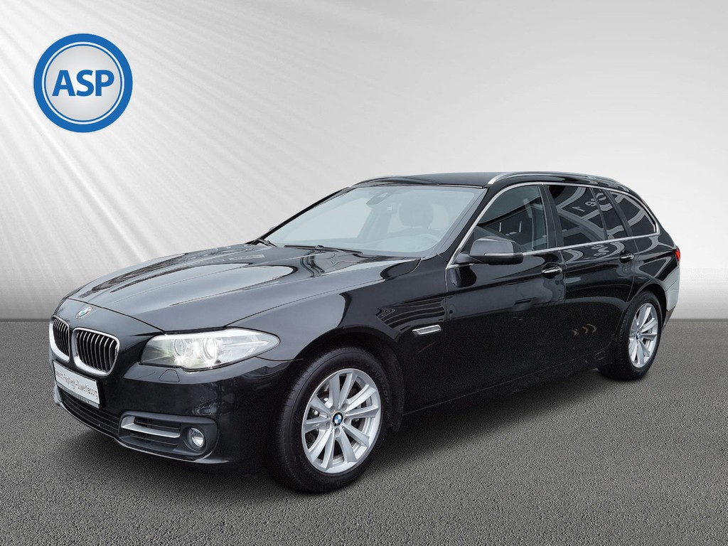 BMW 520 d Touring xDrive BI-XENON+NAVI+KLIMA+HEAD-UP+PDC, Jahr 2014, Diesel