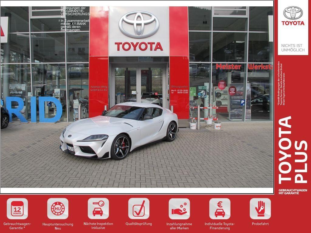 Toyota Supra GR 3.0 *Premium Paket*, Jahr 2019, petrol