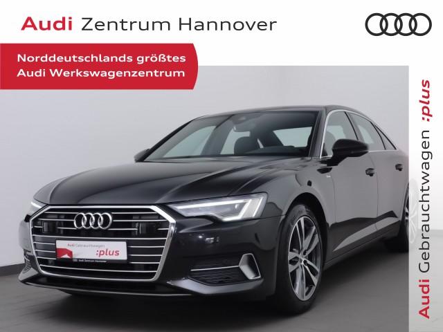 Audi A6 Limousine 40 TDI S-line Sport Leder Matrix LED AHK, Jahr 2019, Diesel
