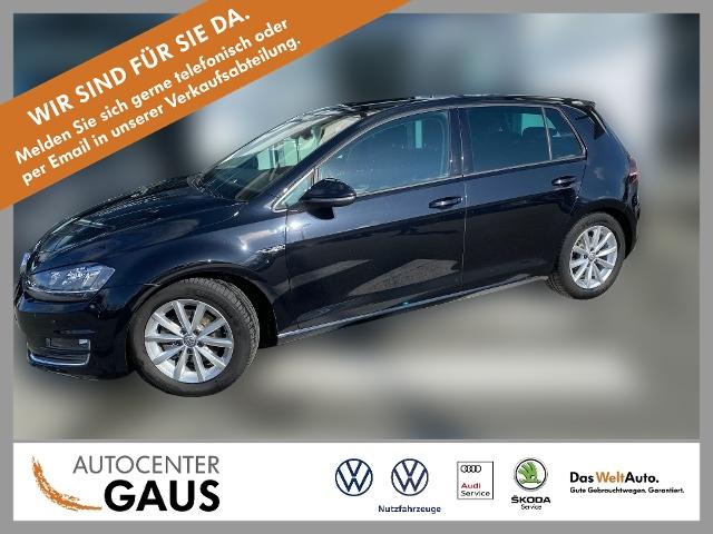 Volkswagen Golf VII Lounge 1.4 TSI DSG Navi Xen Klima, Jahr 2016, Benzin
