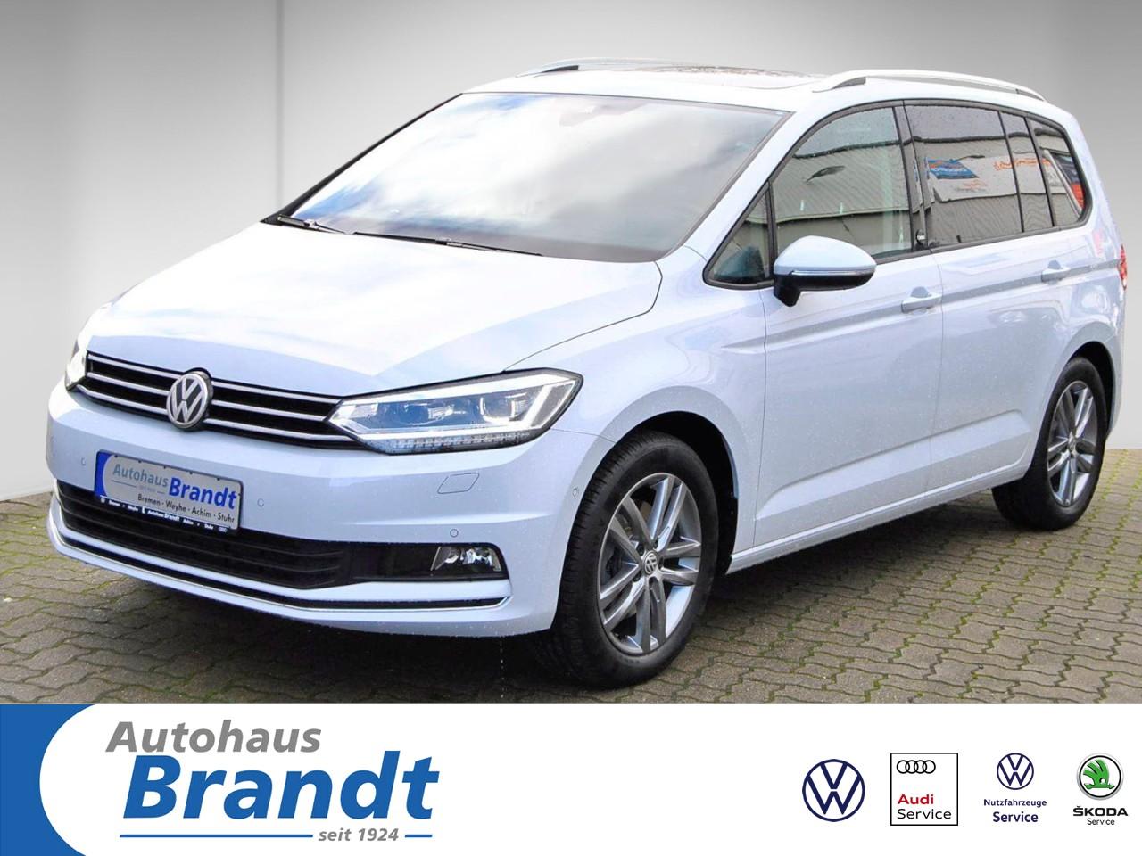 Volkswagen Touran 1.6 TDI Sound DSG PANO*STANDH.*LED*NAVI, Jahr 2018, Diesel