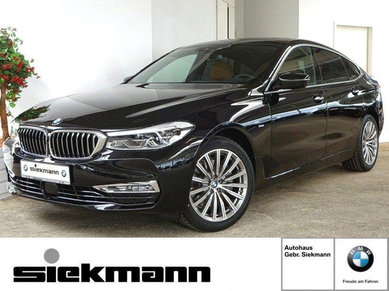 BMW 630i Gran Turismo Head-Up HiFi LED WLAN RFK BT, Jahr 2018, Benzin
