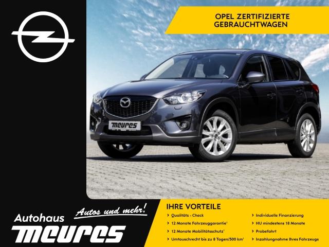 Mazda CX-5 Sports-Line AWD 2.2 SKYACTIV-D NAVI XENON -, Jahr 2013, diesel