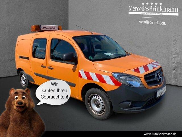 Mercedes-Benz Citan 109 CDI Mixto Extralang BASIC/SHZ/KAMERA, Jahr 2015, Diesel