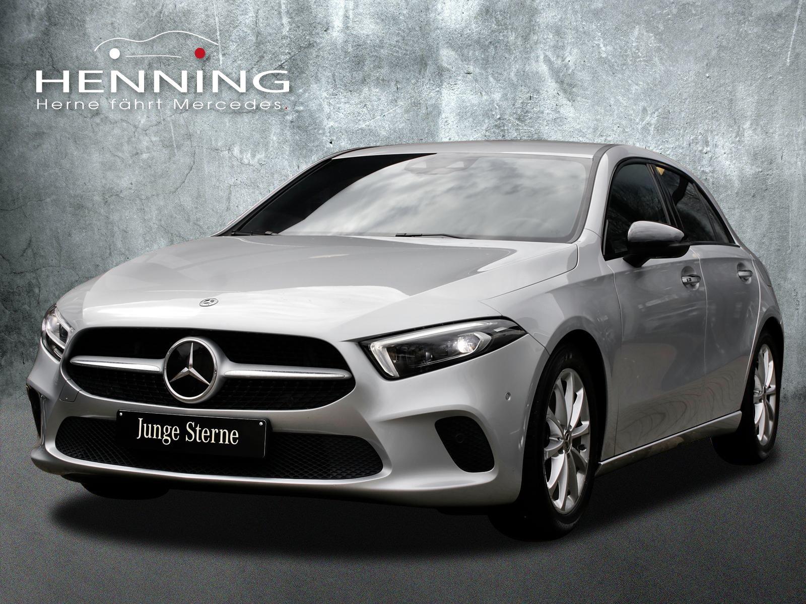 Mercedes-Benz A 220 Progressive 7G Standhzg. Multibeam Head-Up, Jahr 2018, Benzin