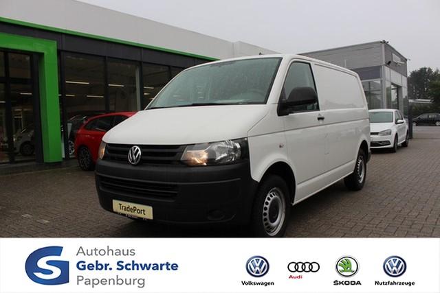 Volkswagen T5 Transporter Kasten 2.0 TDI AHK Klima, Jahr 2013, Diesel