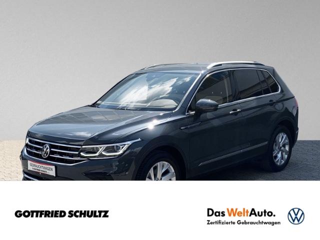 Volkswagen Tiguan 1.5 TSI DSG LED NAVI KAMERA, Jahr 2021, Benzin