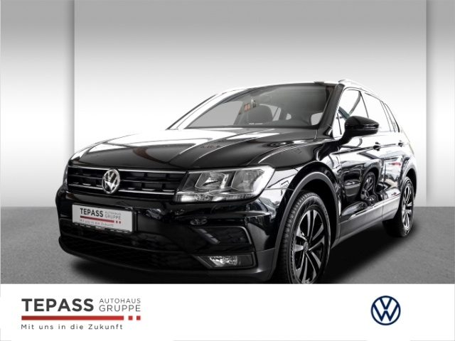 Volkswagen Tiguan 1.5 TSI United NAVI SHZ PDC BLUETOOTH GJR, Jahr 2020, Benzin