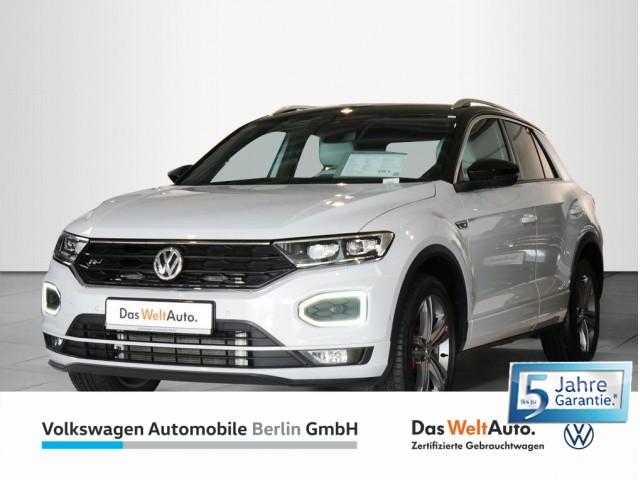 Volkswagen T-Roc 2.0TDI DSG R-Line Sport 4x4 NAVI LEDER AHK, Jahr 2020, Diesel
