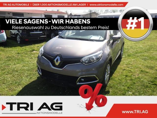 Renault Captur Luxe Navi Keyless Rückfahrkam. SHZ Temp LED, Jahr 2015, Diesel