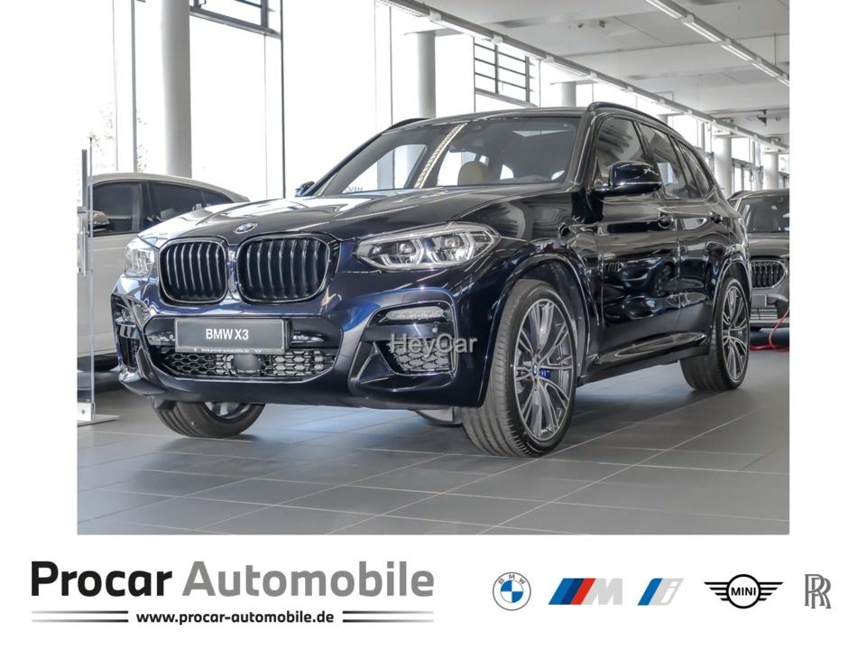 BMW X3 xDrive30e M SPORT AT Innovationsp. Sport Aut., Jahr 2020, Hybrid