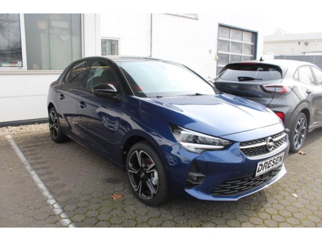 Opel Corsa F GS Line 1.2 Direct Injection/Parkpilot/Klima/Tempomat/, Jahr 2020, Benzin