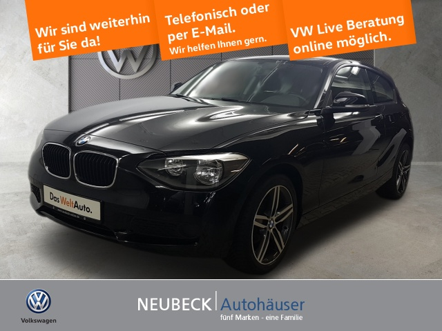 BMW 116i PDC KLiMA SiTZH ZV START STOP, Jahr 2013, Benzin