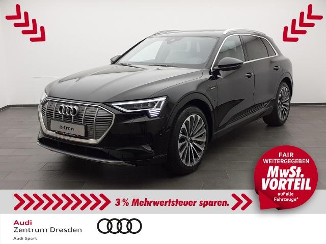 Audi e-tron 55 quattro UVP: 112.040 ?, Jahr 2020, Elektro