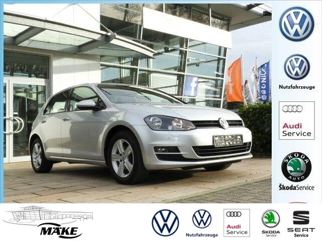 Volkswagen Golf VII 1.4 TSI BMT Comfortline KLIMA NAVI AL, Jahr 2013, Benzin