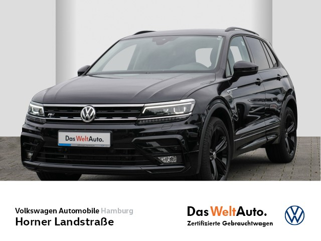 Volkswagen Tiguan 2.0 TDI DSG Highline 4Motion Leder LED, Jahr 2020, Diesel