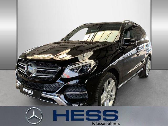 Mercedes-Benz GLE 350 d 4M Comand+Fahrassist.+360°+LED+AHK, Jahr 2015, Diesel