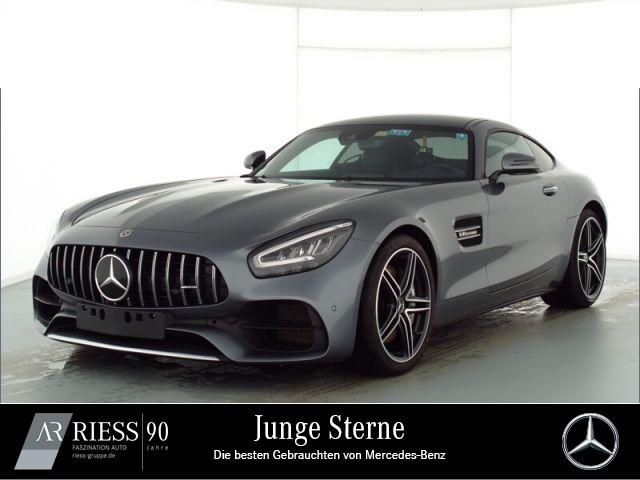 Mercedes-Benz GT AMG Com LED Pano Distr Perf AbGas memory Spur, Jahr 2019, Benzin