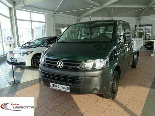 Volkswagen T5 Transporter Doka 2.0 TDI / AHZV, Jahr 2013, Diesel